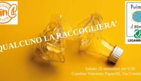 """Progetto """"Lavori in Corso"""": laboratorio Puliamo il Mondo"""